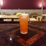 Strawberry Pineapple Gin Fizz - An Original Specialty Craft Cocktail from Loon Liquors